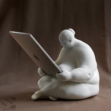 iPad Docking Station | Affinities | Scoop.it