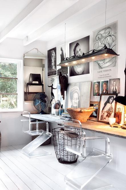 Comment amménager un coin bureau pour deux ? | DecoCrush blog déco, idées déco | décoration & déco | Scoop.it