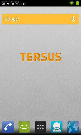 Tersus (adw go apex theme) v1.3.5 | ApkLife-Android Apps Games Themes | Android Applications And Games | Scoop.it