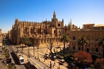 Seville, Spain.   Beautiful places.   Scoop.it