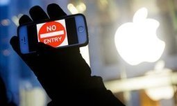 Apple accuses FBI of violating constitutional rights in iPhone battle | Ethical Issues In Technology | Scoop.it