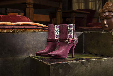 Fabi Shoes: Women's fashion fall winter 2014/2015 preview   Le Marche & Fashion   Scoop.it