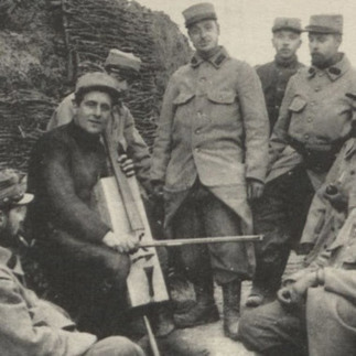 14-18 : Petites musiques d'une grande guerre | La Grande Guerre | Scoop.it