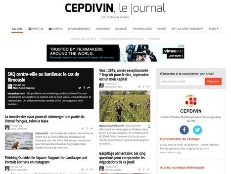 CEPDIVIN | Le journal | World Wine Web | Scoop.it
