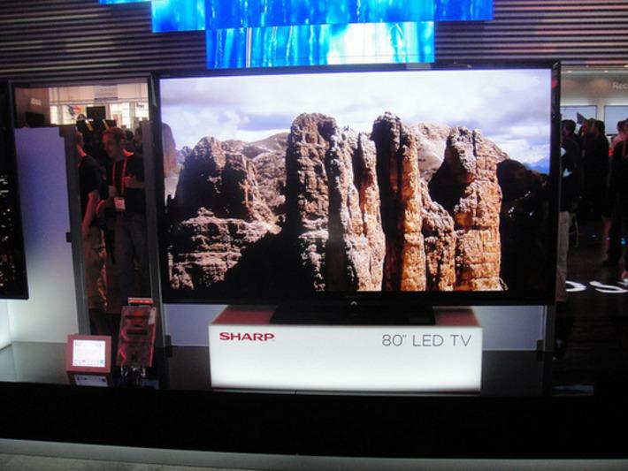 Sharp LC-80LE757 - 3D Smart LED TV For Your Smart Lifestyle | Machinimania | Scoop.it