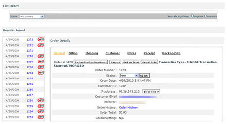 Easy Pane Views for Orders Feature | e-Smart eCommerce Suite Feature | Ecommerce Highlights | Scoop.it