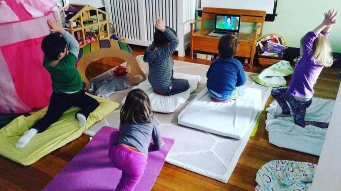 Cosmic Kids Yoga Making Yoga And Mindfulness Fun For Kids