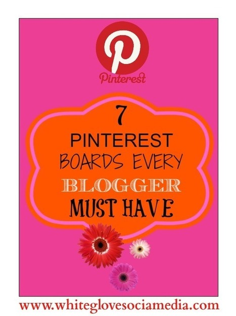 7 Pinterest boards every blogger must have | Pinterest for Business | Scoop.it