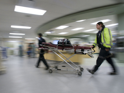 Canada's ER wait times among world's worst | Self Care & Wellness | Scoop.it