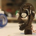 Animatronic Puppet Puts a Robot Head on Your Desk | Arduino Focus | Scoop.it
