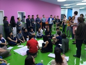 Art of Hosting | StoryMap » Stories of Change & Collaboration in China | Art of Hosting | Scoop.it