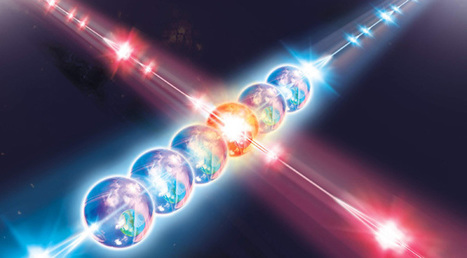 The first quantum entanglement of photons through space and time | ExtremeTech | Quantum Physics | Scoop.it