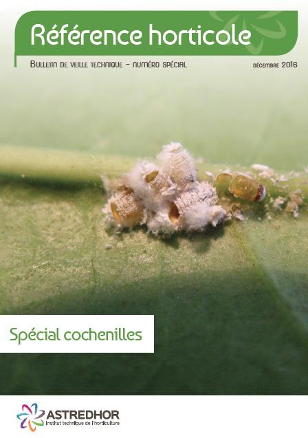 ASTREDHOR : Un numéro spécial de Référence horticole spécial cochenilles | HORTICULTURE BOTANIQUE | Scoop.it