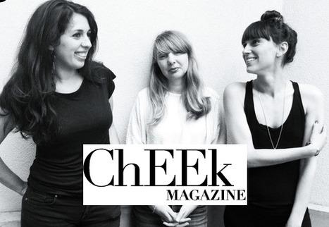 «Cheek Magazine», un nouveau pure player féminin | DocPresseESJ | Scoop.it