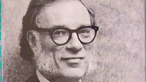 "How Isaac Asimov Avoided ""Getting Stuck"" While Working 