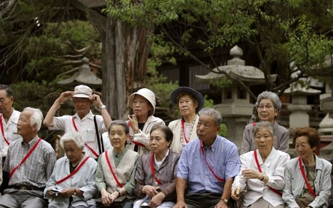 World faces ageing population time bomb says UN  - Telegraph   IB Part 1: Populations in Transition   Scoop.it