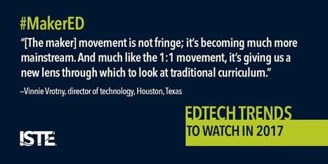 11 edtech trends to watch in 2017   aect   Scoop.it