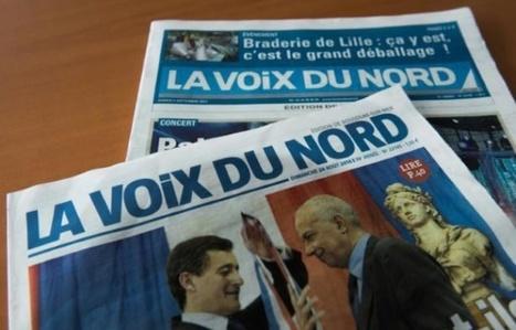 «La Voix du Nord»: Plan social en vue, 25% des effectifs menacés | La Lorgnette | Scoop.it