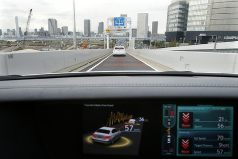 Self-Driving Car Demand Seen Boosted by Japan's Aging Population | Technology in Business Today | Scoop.it