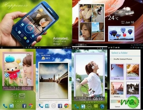 Animated Photo Frame Widget + APK Free Download ~ MU Android APK   Hot Technology News   Scoop.it
