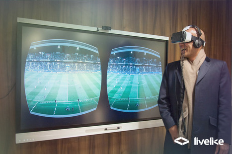 Soon you can watch live sport in VR stadiums | Virtual Reality VR | Scoop.it