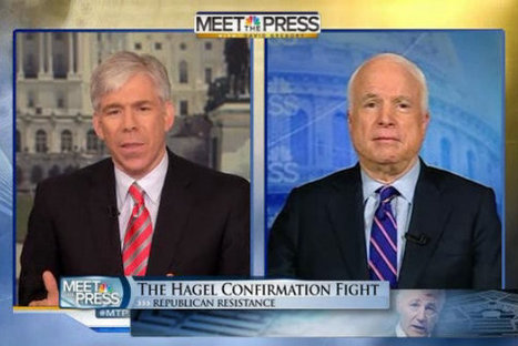 McCain claims 'massive cover-up' on Benghazi   mental health treatment effectiveness   Scoop.it