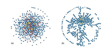 How Strong Social Ties Hinder the Spread of Rumours | Complex World | Scoop.it