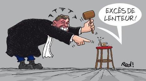 La justice plus sévère contre les opposants paisibles à l'aéroport que contre les taxis ou la FNSEA | Shabba's news | Scoop.it