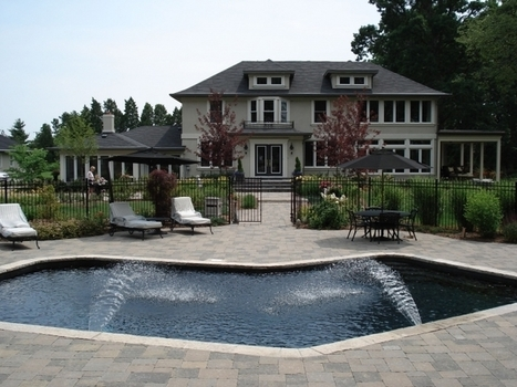Two Acre Private Waterfront Estate | 1197 Lakeshore Rd W, Saint Catharines, ON | Luxury Real Estate Canada | Scoop.it