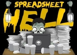 Are You in Spreadsheet Hell or Budgeting Bliss? [Infographic] | Strategic planning & Budgeting | Scoop.it
