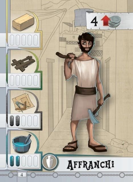 Les Bâtisseurs Antiquité, le jeu. | Patrimoine 2.0 | Scoop.it