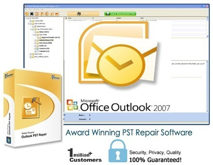Manage size of PST file | Configure size of PST