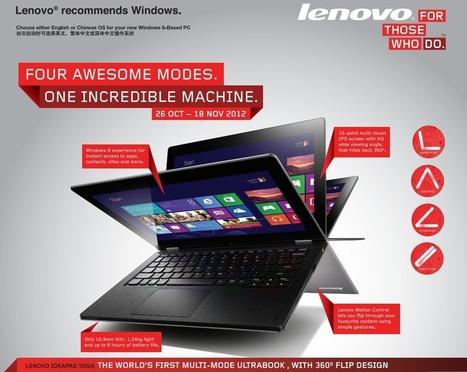 Lenovo IdeaPad Yoga 11S 11 6-Inch 2 in 1Ultrabo