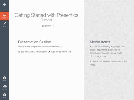 Getting Started with Presentics | Support for Pagico and Presentics | General Technology Info | Scoop.it