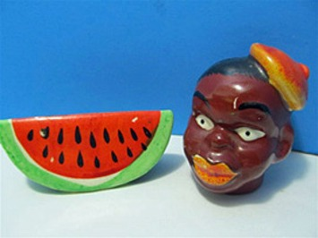 Readers ask about degrading Occupied Japan salt/pepper shakers | Colorful Prism Of Racism | Scoop.it