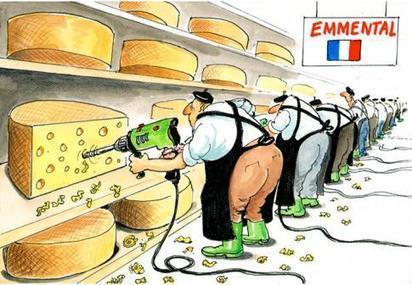 PATRIMOINE • Le fromage, espèce menacée | Fle gastronomie cuisine | Scoop.it