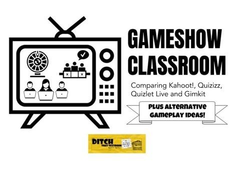 Game show classroom: Comparing Kahoot!, Quizizz...