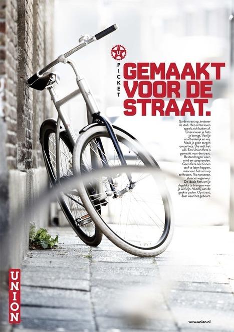 Nieuwe huisstijl voor UNION (fietsmerk) | Bureau: SuperRebel | Huisstijl | Scoop.it