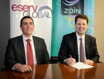 Zain Group selects eServGlobal to supply mobile money solutions   Mobility & Financial Services   Scoop.it