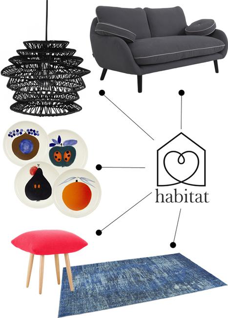 Happy Interior Blog: 5 Happy Inspirations: For 'Your' Habitat | Interior Design & Decoration | Scoop.it