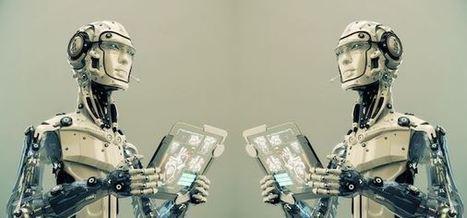 Journalisme & Algorithme : Laurent Delahousse est-il condamné à être remplacé par un robot ? | Les médias face à leur destin | Scoop.it