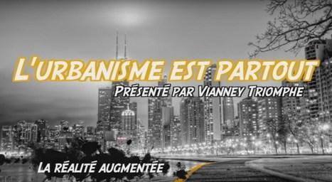 Clip of Friday : La Réalité Augmentée | Animer la ville | Scoop.it