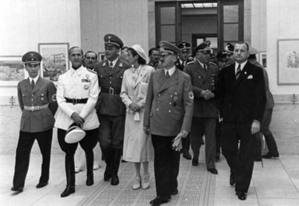 "Research sheds new light on Nazi-era art - The Art Newspaper | ""Qui si je criais...?"" | Scoop.it"