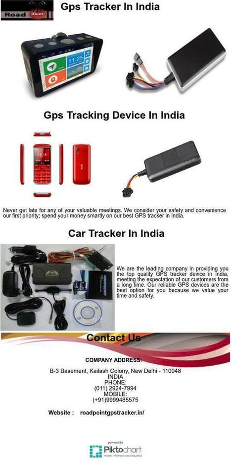 Gps Tracker In India | Road Point GPS Tracker |