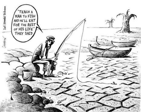 L'Homme s'adapte-t-il assez vite au réchauffement climatique ? | Epic pics | Scoop.it
