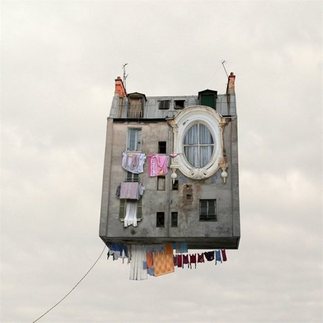 """Flying Houses"": the exhibition at Galerie Paris-Beijing runs until December 8th | diferente | Scoop.it"