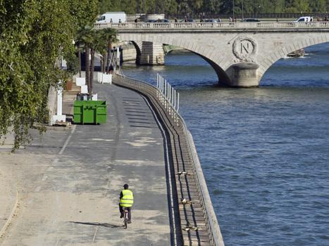 Voies sur berges à Paris: le cri d'alarme de pneumologues | décroissance | Scoop.it
