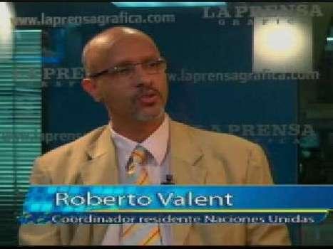 Roberto Valent, Coordinador residente ONU | Río+20 El Salvador | Scoop.it