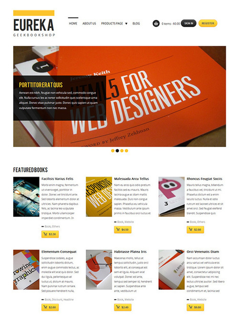 18 WordPress Online Store Themes. Free and Premium | Blogs | Scoop.it