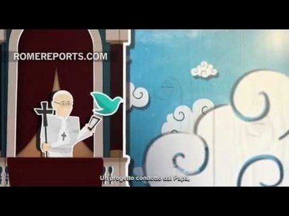 Education project backed by Pope launches first social network for schools - YouTube   Onderwijs; Web 2.0 and gaming   Scoop.it